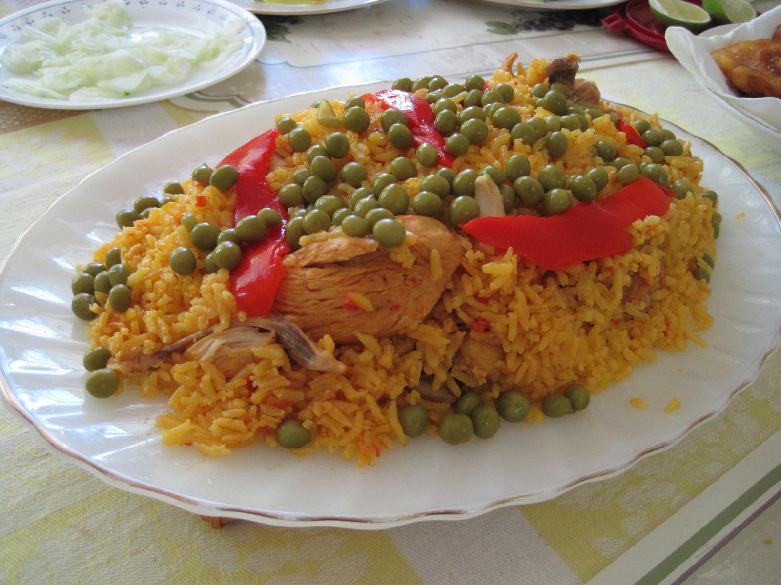 Cuban-Style Pork And Rice Recipe — Dishmaps